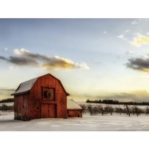 Woodmont Winter Sunset