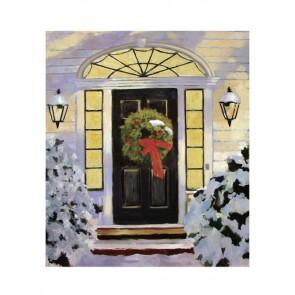 Door In Dover Christmas