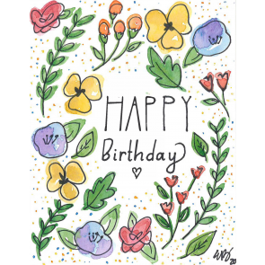 Happy Birthday (NEW)