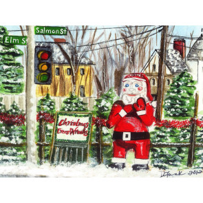 Elm Street Santa (NEW)