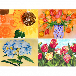 Floral Variety Pack