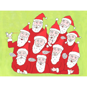 Ho Ho Ho, Peace & Joy (NEW)
