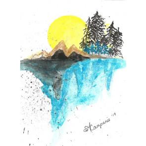 Moonlit Falls (NEW)